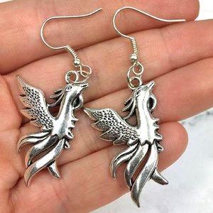 3/$15 Bird Dangle Earrings